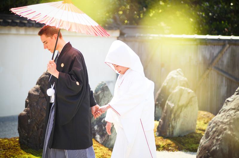 結婚式の衣裳レンタルプラン・京都ちょこん