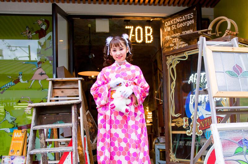 京都で成人式の前撮り・anni